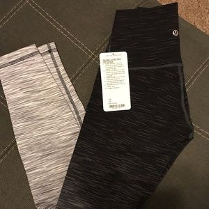 Ombré LuLulemon leggings
